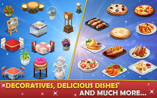 Cafe Tycoon Cooking amp Restaurant Simulation game 4.5 screenshots 15