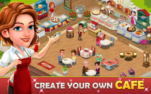Cafe Tycoon Cooking amp Restaurant Simulation game 4.5 screenshots 7