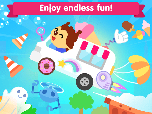 Car game for toddlers kids cars racing games 2.6.0 screenshots 7