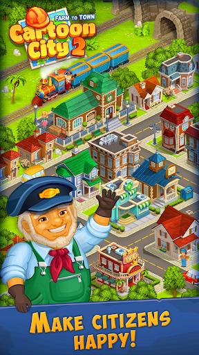 Cartoon City 2Farm to Town.Build your homehouse 1.78 screenshots 14