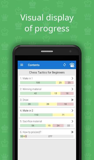 Chess Tactics for Beginners 1.3.5 screenshots 4