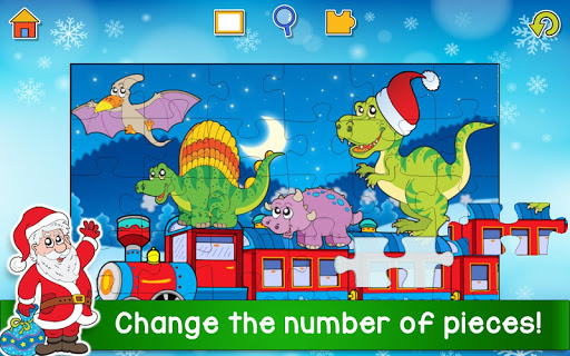 Christmas Puzzle Games – Kids Jigsaw Puzzles 25.1 screenshots 12