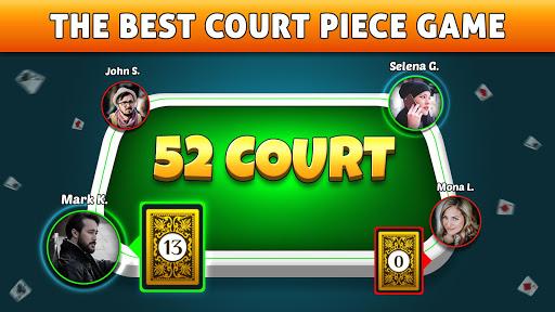 Court Piece – My Rung amp HOKM Card Game Online 5.8 screenshots 4