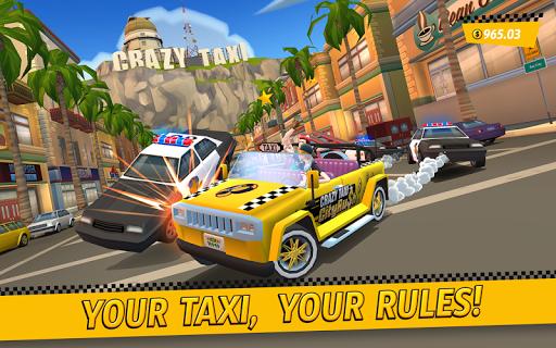 Crazy Taxi City Rush 1.9.0 screenshots 13