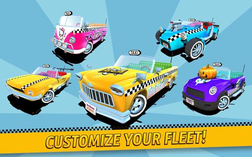 Crazy Taxi City Rush 1.9.0 screenshots 4