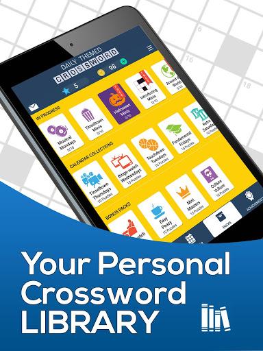 Daily Themed Crossword – A Fun crossword game 1.362.0 screenshots 23