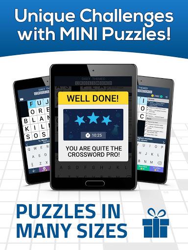 Daily Themed Crossword – A Fun crossword game 1.362.0 screenshots 24
