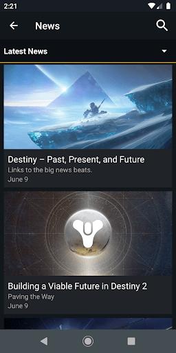 Destiny 2 Companion 13.9.4 build 799 screenshots 6