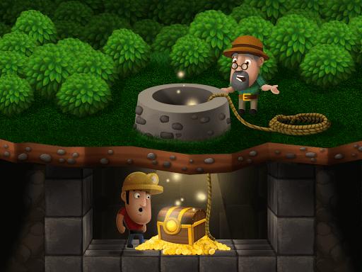 Diggys Adventure Logic Puzzles amp Maze Escape RPG 1.5.374 screenshots 2