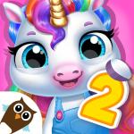 Download My Baby Unicorn 2 – New Virtual Pony Pet 1.0.44 APK