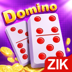 Download ZIK Domino QQ 99 QiuQiu KiuKiu Online 1.7.0 APK