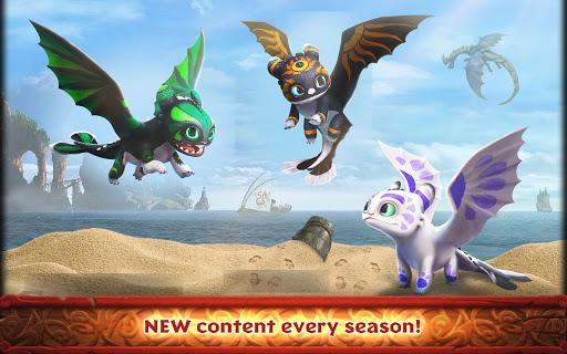 Dragons Rise of Berk 1.49.17 screenshots 4