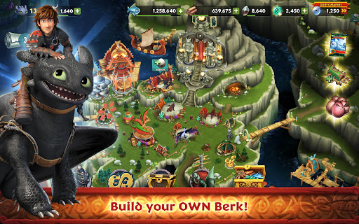 Dragons Rise of Berk 1.49.17 screenshots 8