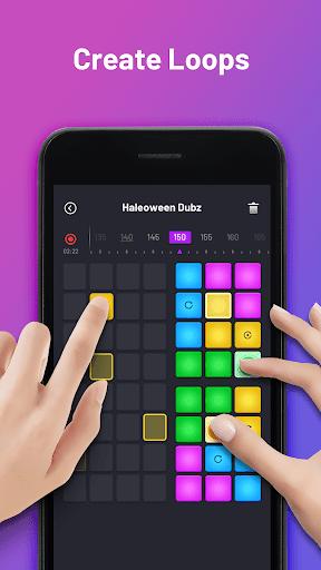 Drum Pad Free Beat Maker Machine 1.0.19 screenshots 11