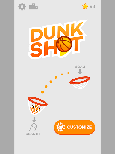 Dunk Shot 1.4.4 screenshots 11