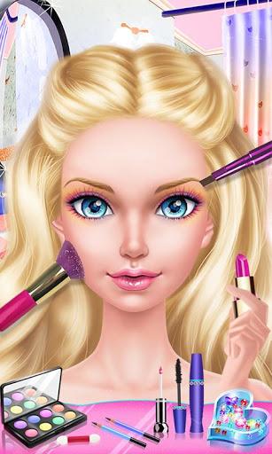 Fashion Doll Shopping Day SPA Dress-Up Games 2.5 screenshots 3