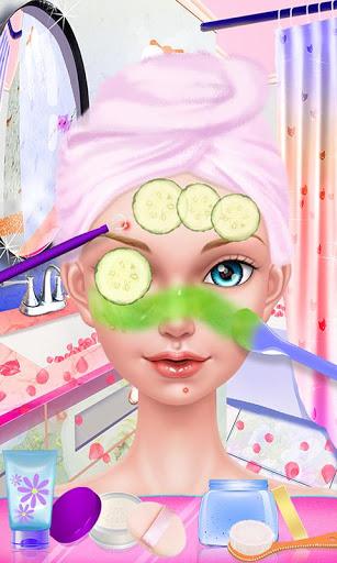 Fashion Doll Shopping Day SPA Dress-Up Games 2.5 screenshots 4