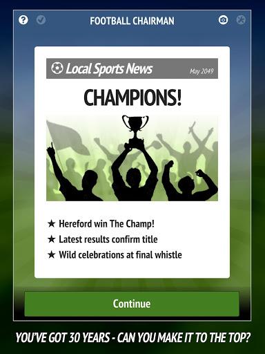 Football Chairman – Build a Soccer Empire 1.5.2 screenshots 10