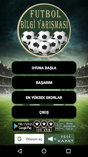 Futbol Bilgi Yarmas 1.0 screenshots 1