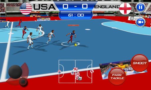 Futsal Game 2.4.1 screenshots 2
