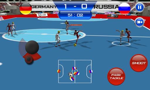 Futsal Game 2.4.1 screenshots 4