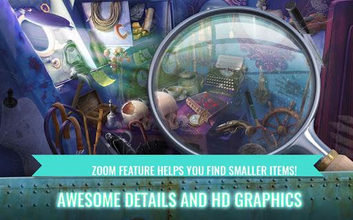 Ghost Ship Hidden Object Adventure Games 2.8 screenshots 2