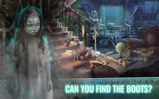 Ghost Ship Hidden Object Adventure Games 2.8 screenshots 6