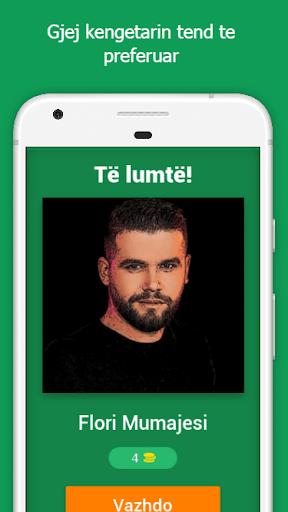 Gjej kengetarin shqiptar Loje kuic ne shqip 7.10.2z screenshots 2
