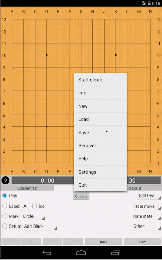 Go GridMaster free 0.44 screenshots 17
