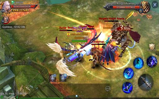 Goddess Primal Chaos – en Free 3D Action MMORPG 1.82.22.080500 screenshots 7