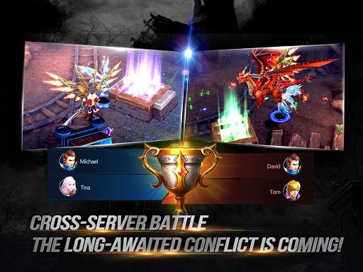 Goddess Primal Chaos – en Free 3D Action MMORPG 1.82.22.080500 screenshots 9