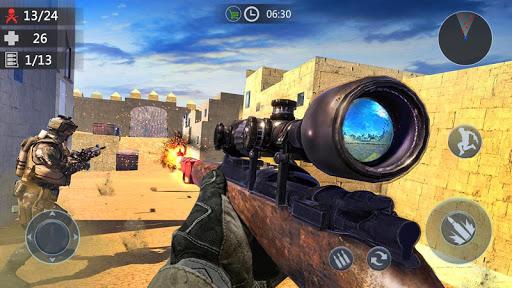 Gun Strike Real 3D Shooting Games- FPS 2.0.2 screenshots 9