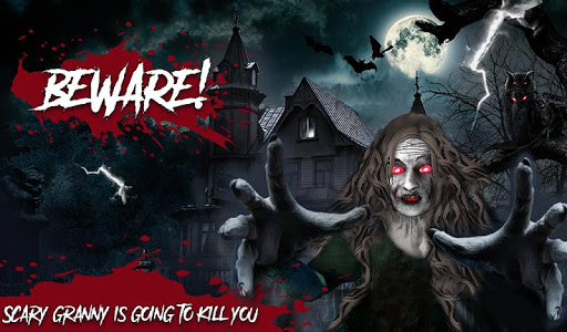 Haunted House Escape – Granny Ghost Games 1.0.11 screenshots 12