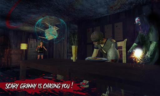 Haunted House Escape – Granny Ghost Games 1.0.11 screenshots 19