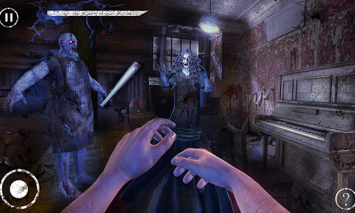 Haunted House Escape – Granny Ghost Games 1.0.11 screenshots 6