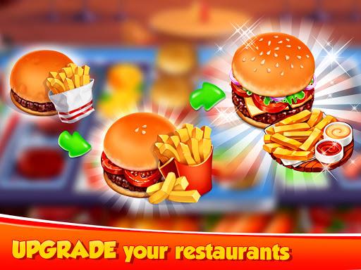 Hells Cooking crazy burger kitchen eating games 1.37 screenshots 2