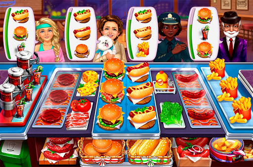 Hells Cooking crazy burger kitchen eating games 1.37 screenshots 6