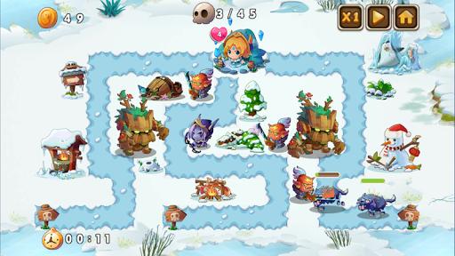 Heroes Defender Fantasy – Epic TD Strategy Game 1.1 screenshots 10