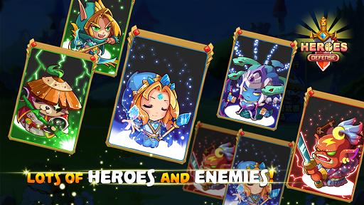 Heroes Defender Fantasy – Epic TD Strategy Game 1.1 screenshots 12
