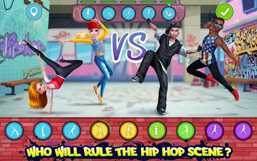 Hip Hop Battle – Girls vs. Boys Dance Clash 1.0.9 screenshots 1