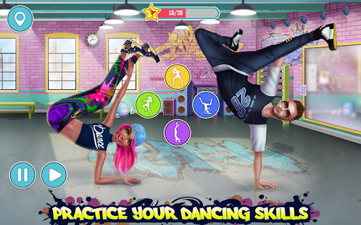 Hip Hop Battle – Girls vs. Boys Dance Clash 1.0.9 screenshots 3