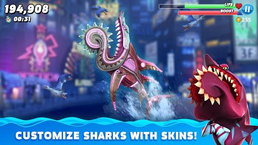 Hungry Shark World 4.0.0 screenshots 4
