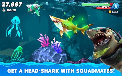 Hungry Shark World 4.0.0 screenshots 9