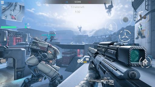Infinity Ops Online FPS 1.10.0 screenshots 15