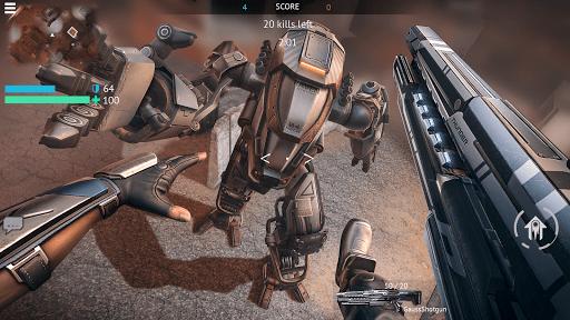 Infinity Ops Online FPS 1.10.0 screenshots 16