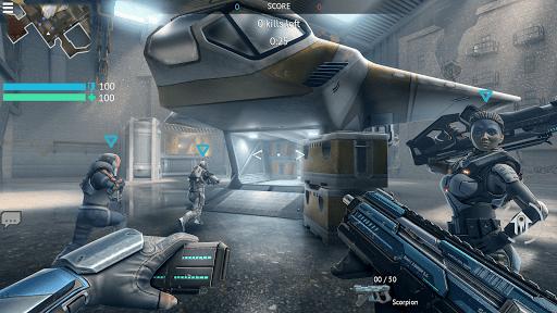 Infinity Ops Online FPS 1.10.0 screenshots 2