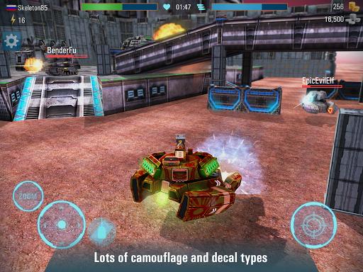 Iron Tanks Free Multiplayer Tank Shooting Games 3.04 screenshots 10