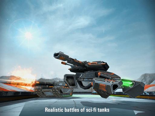 Iron Tanks Free Multiplayer Tank Shooting Games 3.04 screenshots 6
