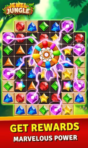 Jewels Jungle Treasure Match 3 Puzzle 1.7.0 screenshots 15