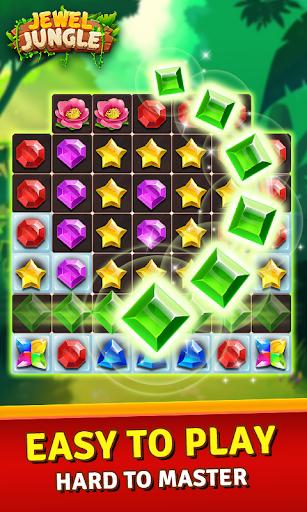 Jewels Jungle Treasure Match 3 Puzzle 1.7.0 screenshots 2